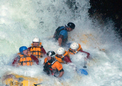 White Water Rafting - Fun Times